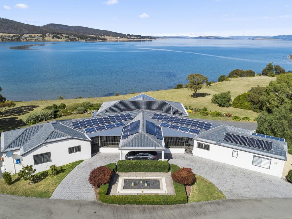 滨水物业的房价记录被推到了最高点