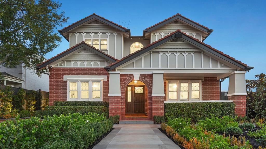 墨尔本新的最贵的Suburbs