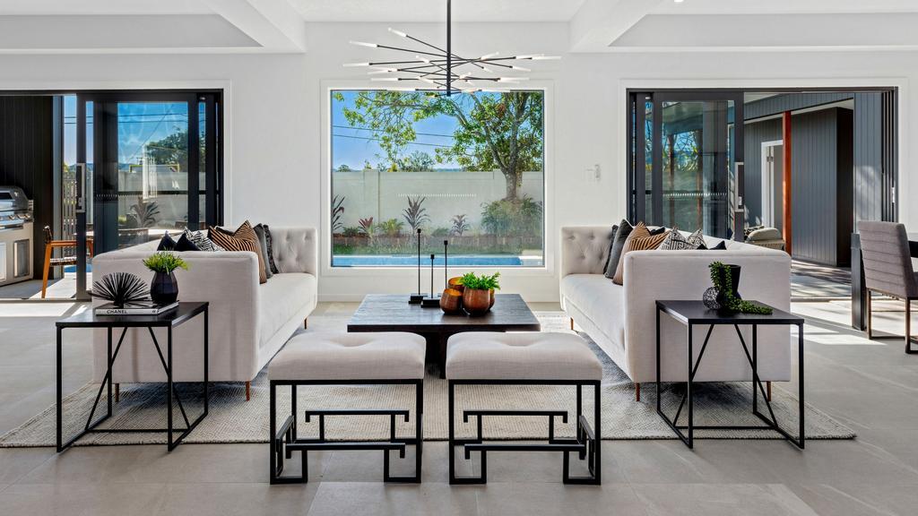 建筑设计师Mike Rosch在布里斯班打造了全新健康家园