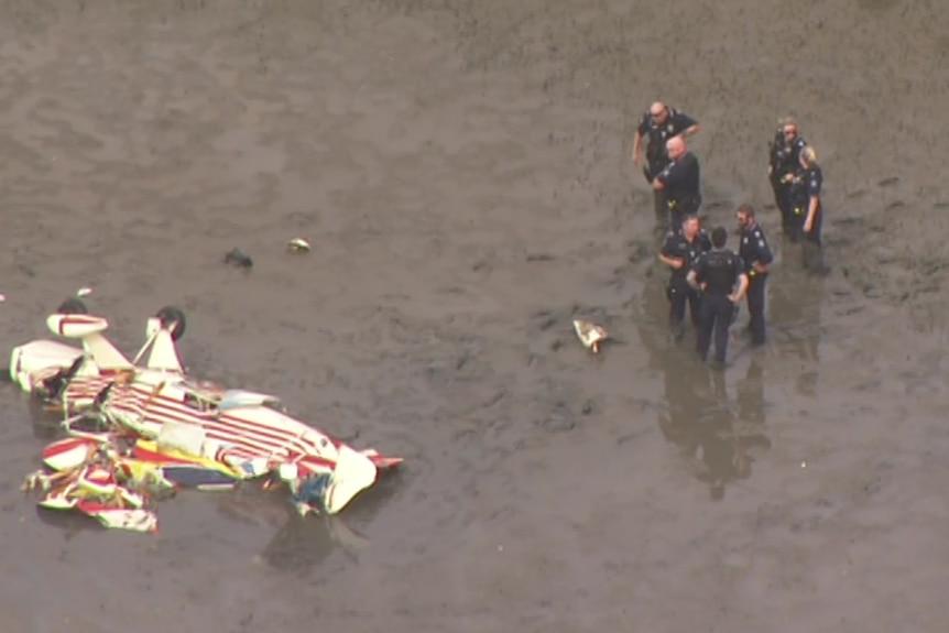 飞行员在布里斯班北部的轻型飞机坠毁中死亡