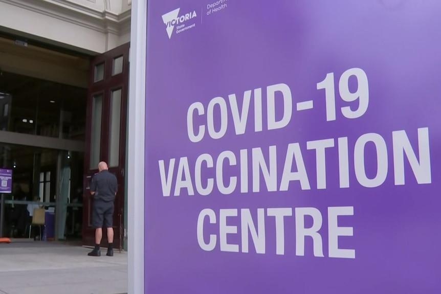 随着辉瑞公司疫苗接种资格的扩大,维多利亚州记录了45个新的本地COVID-19病例