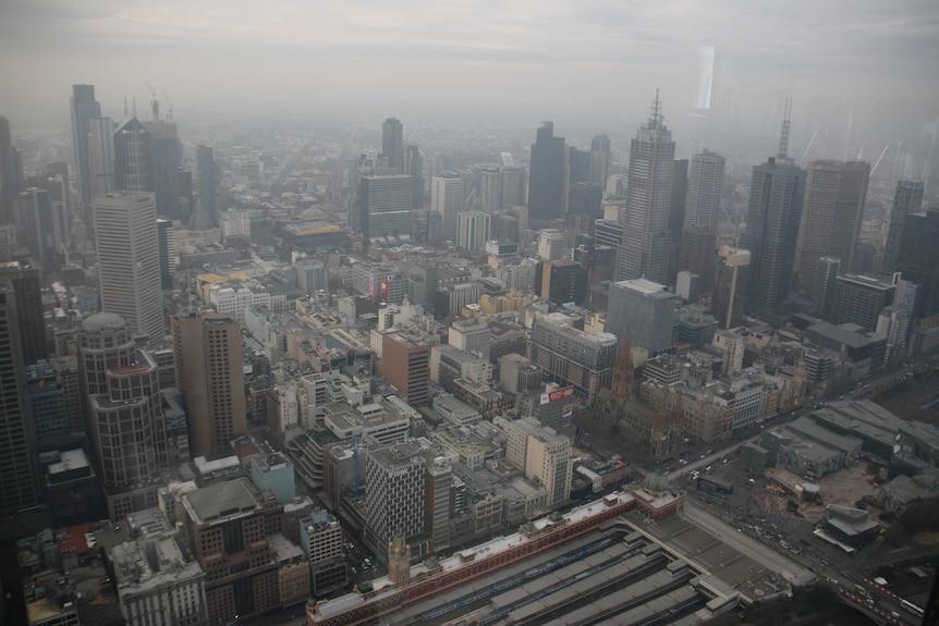 澳大利亚的空气质量文化受到批评,专家指出通风是对抗COVID-19的关键