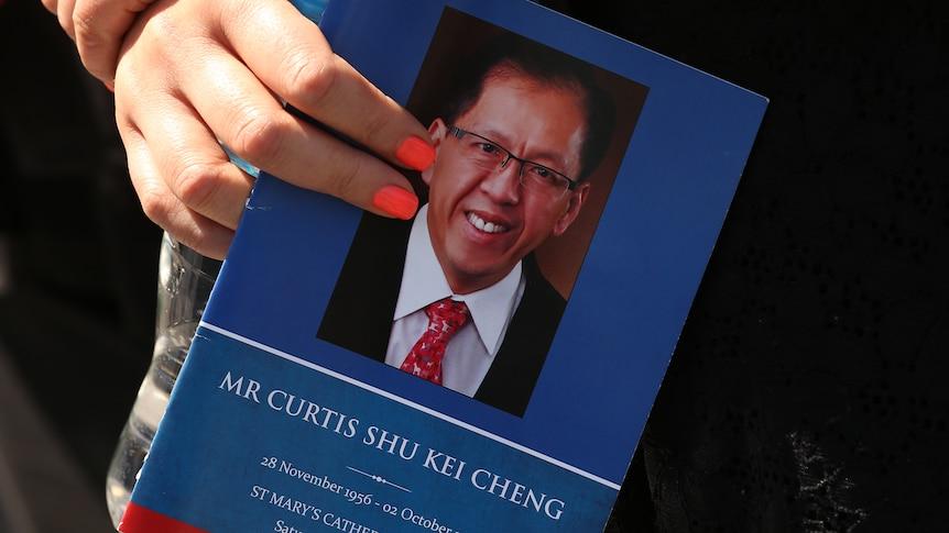 因Curtis Cheng枪击案被判入狱28年的男子被撤销定罪