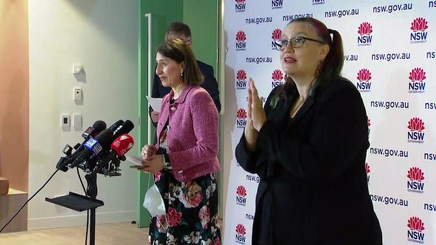 新南威尔士州录得1218例新的本地感染COVID-19病例,6人死亡