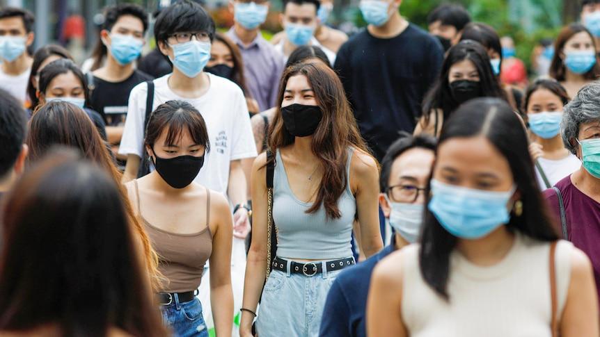 追踪器发现,新加坡是接种COVID-19疫苗最充分的国家