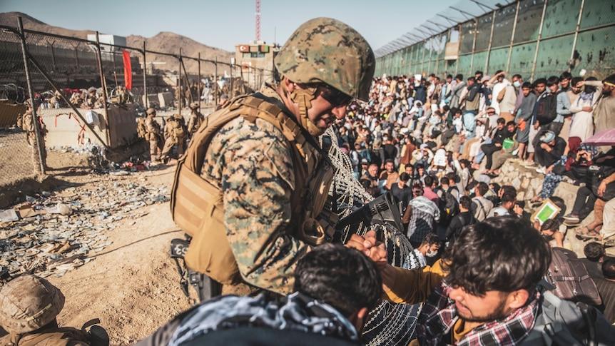 美国在最后一架飞机离开喀布尔后完成了对阿富汗的撤军