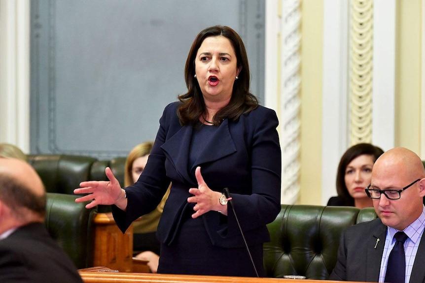 省长放宽对回国的昆士兰人的酒店检疫禁令,因为该州记录的COVID-19新病例为零