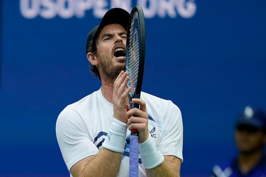 安迪-穆雷加倍批评斯特凡诺斯-齐西帕斯,汤姆利亚诺维奇进入美网第二轮