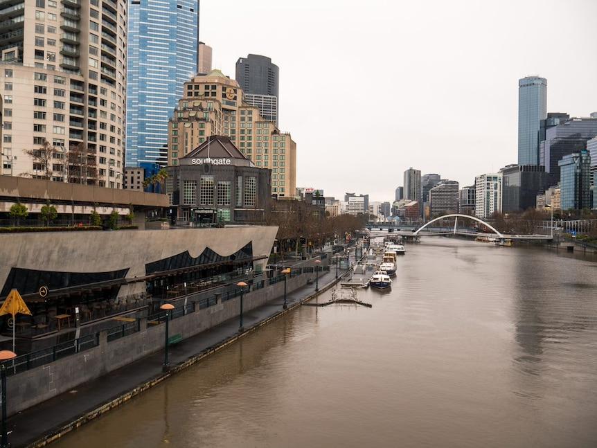三个城市的故事COVID-19封锁如何限制堪培拉、悉尼和墨尔本的行动