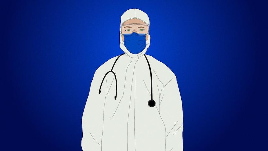 澳大利亚的COVID-19三角洲疫情正在将医院的一线工作人员推向崩溃的边缘以下是他们的故事