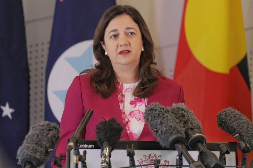 昆士兰州录得零例新的本地感染COVID-19病例,总理称封锁的风险较小