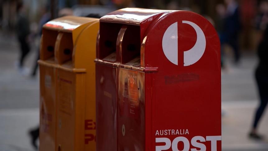 澳大利亚邮政货车在墨尔本市内被盗,包裹丢失