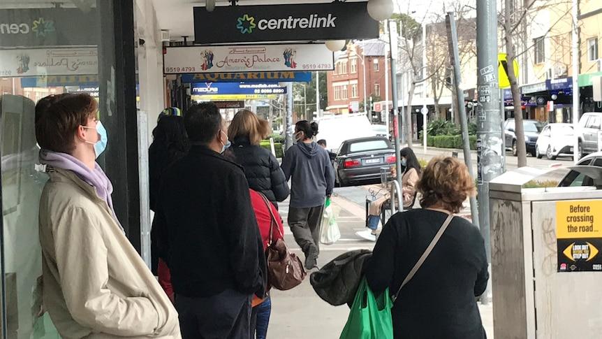 澳大利亚求职者退出市场,但这并不是因为他们不想工作