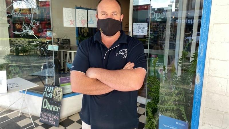 新南威尔士州部分地区解除禁闭,但自由是有警告的