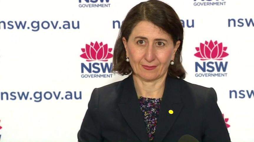 新南威尔士州录得1405个新病例和5人死亡,退出COVID-19封锁的路线图已公布