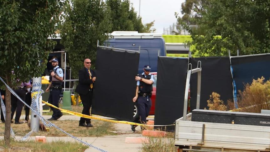 ACT验尸官发现,被发现死于烧毁房屋的两名儿童在起火前就已死亡