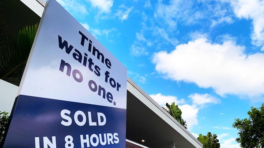 房价在三个月内跳涨52,600元,储备银行说它对此无能为力