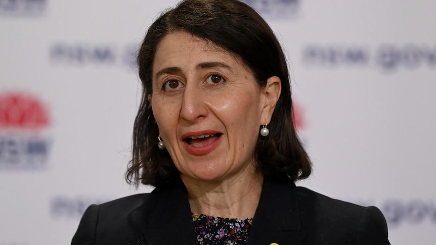 新州州长Gladys Berejiklian与12个地方政府的市长就COVID-19封锁限制进行了