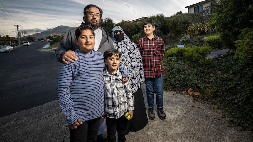 试图进入霍巴特住房市场的移民面临额外的税收障碍,使许多人无法获得住房