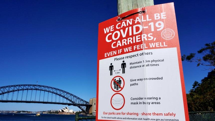 新南威尔士州录得1,331例新的COVID-19病例和6例死亡病例