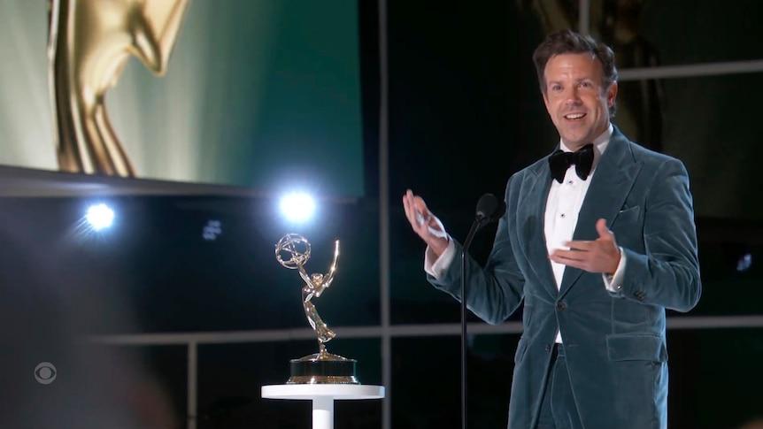 2021年艾美奖从埃文-彼得斯的喜悦到许多催人泪下的演讲,颁奖典礼的最佳时刻