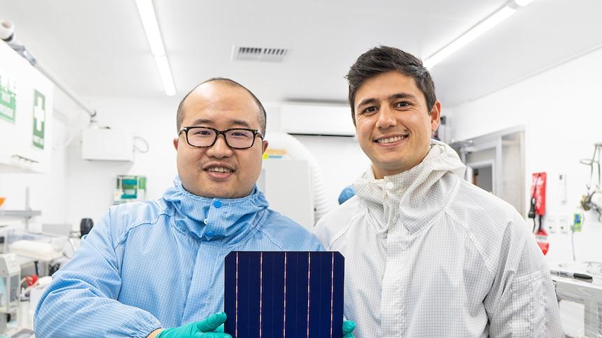 澳大利亚技术初创公司创造了世界上最高效的太阳能电池,同时用铜代替了银