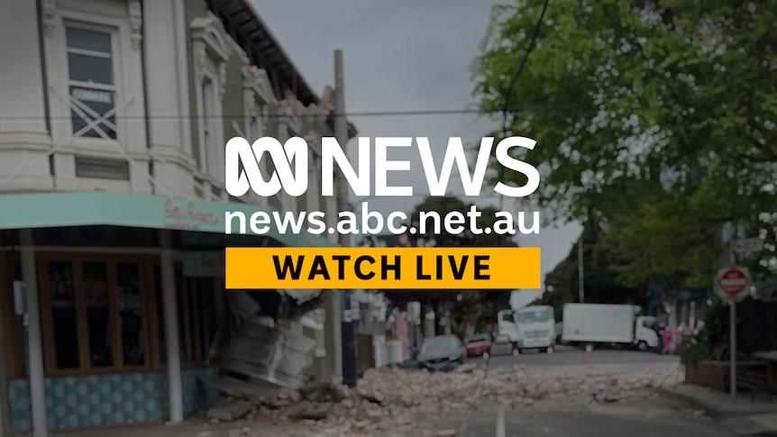 墨尔本地震发生时的情况维多利亚州、新南威尔士州、南澳大利亚州和塔斯马尼亚州发生5.9级地震后都有震感